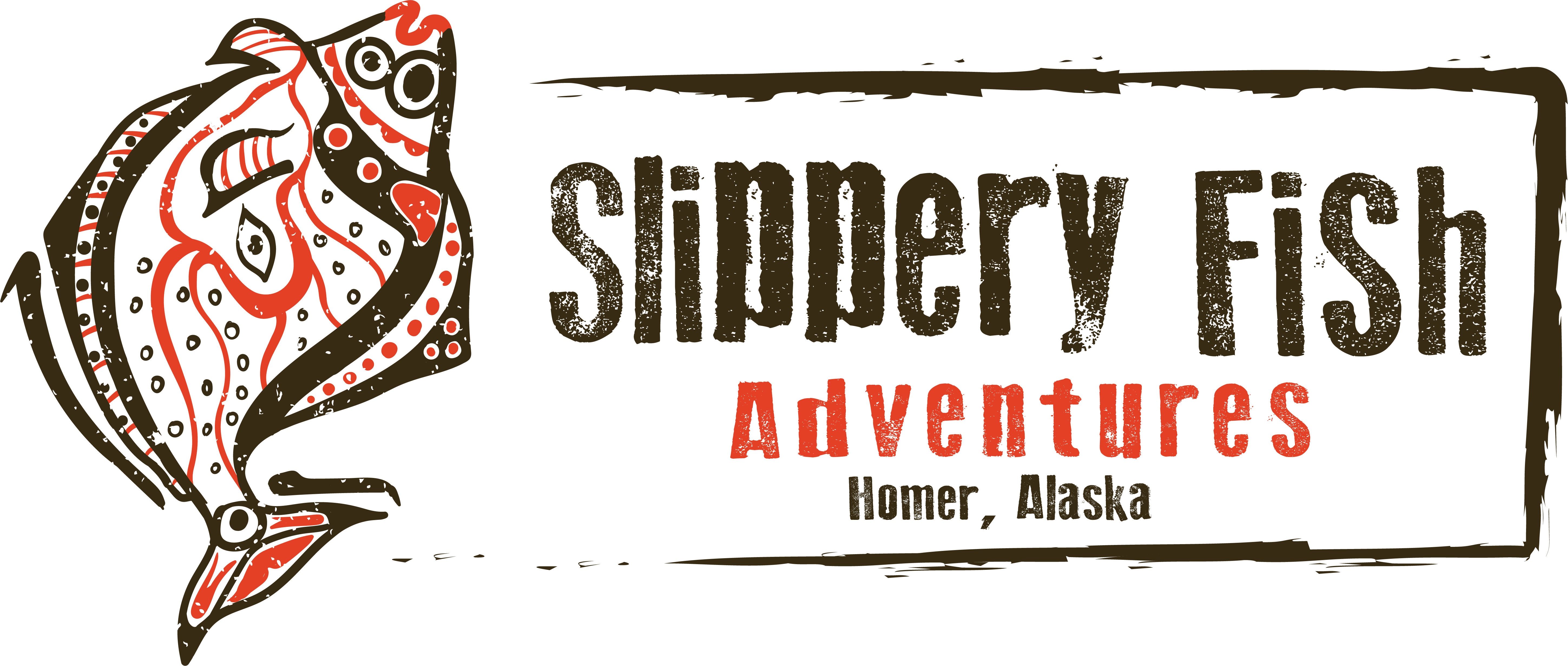 Slippery Fish Adventures Logo